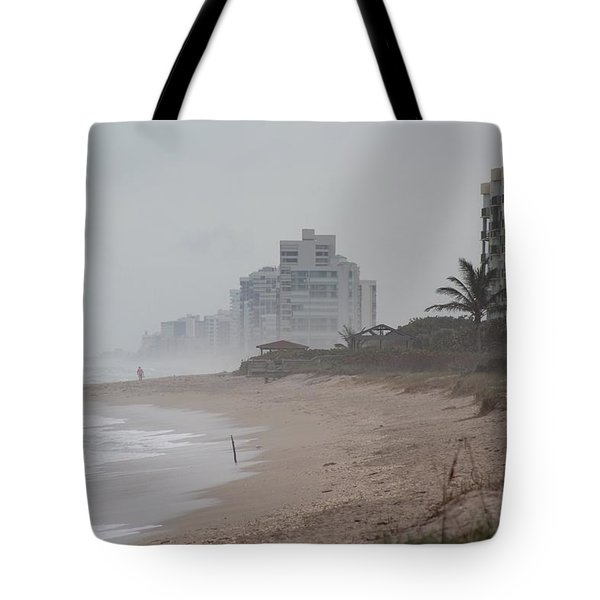 Misty  Tote Bag