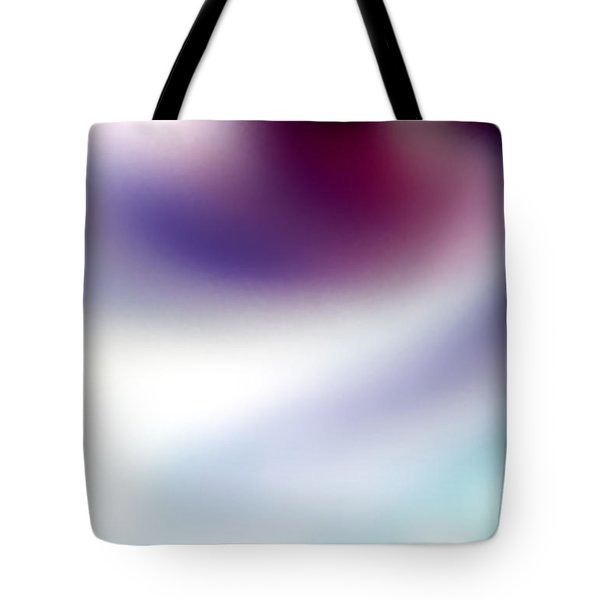 Mixed Emotions Tote Bag by Liz  Alderdice