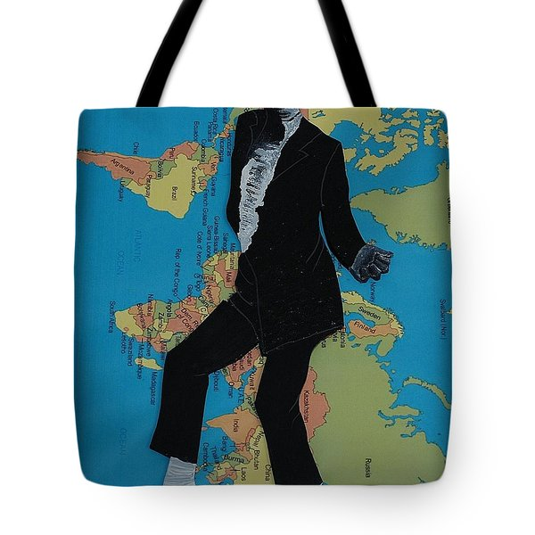 Mj Billie Jean Tote Bag