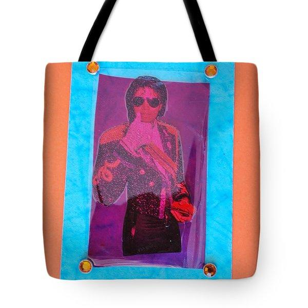 Mj Grammy Awards Tote Bag
