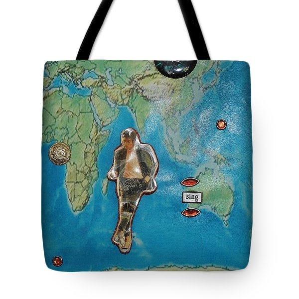 Mj Rock With You Tote Bag