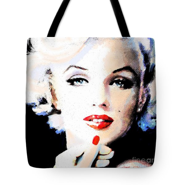 Mm 132 P  Tote Bag by Theo Danella