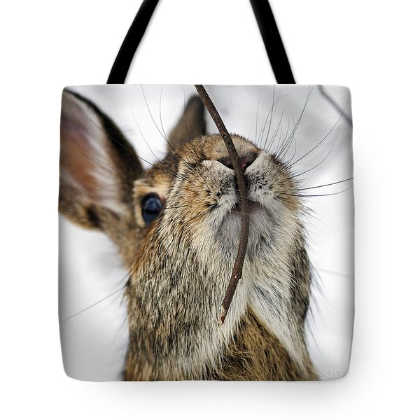 Mmm.. I Like Twiggy... Tote Bag