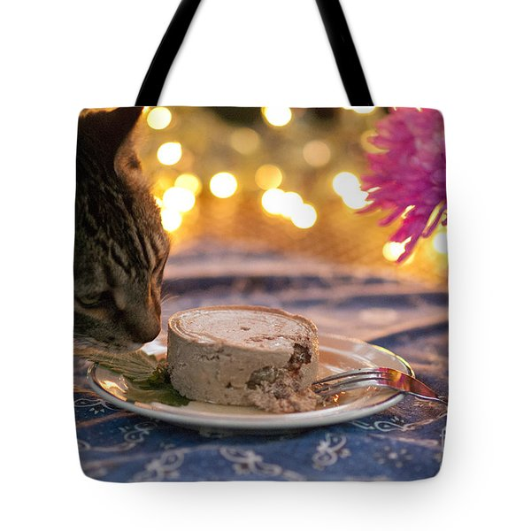 Mmmmmmm Tote Bag by Juli Scalzi