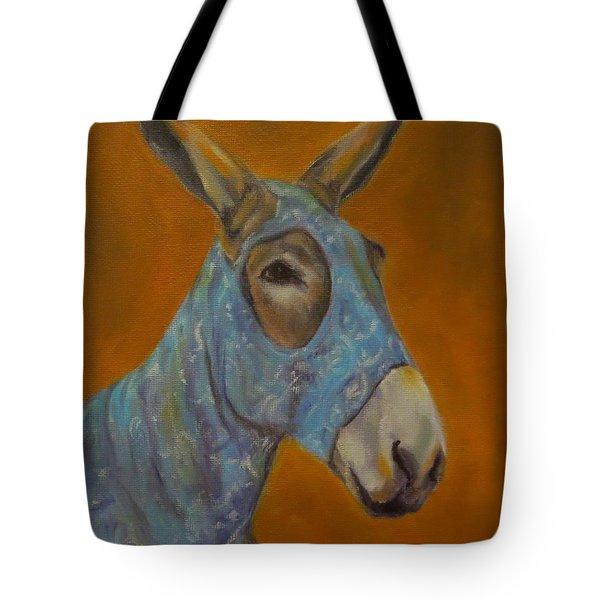 Mo Vision,donkey Tote Bag
