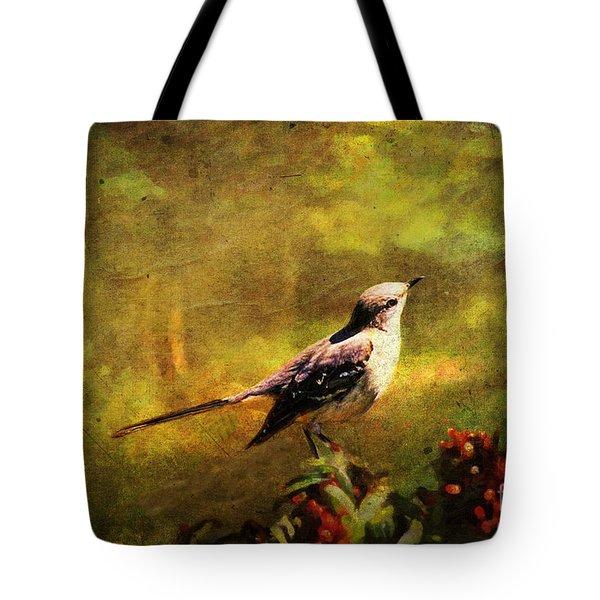 Mockingbird Have You Heard... Tote Bag