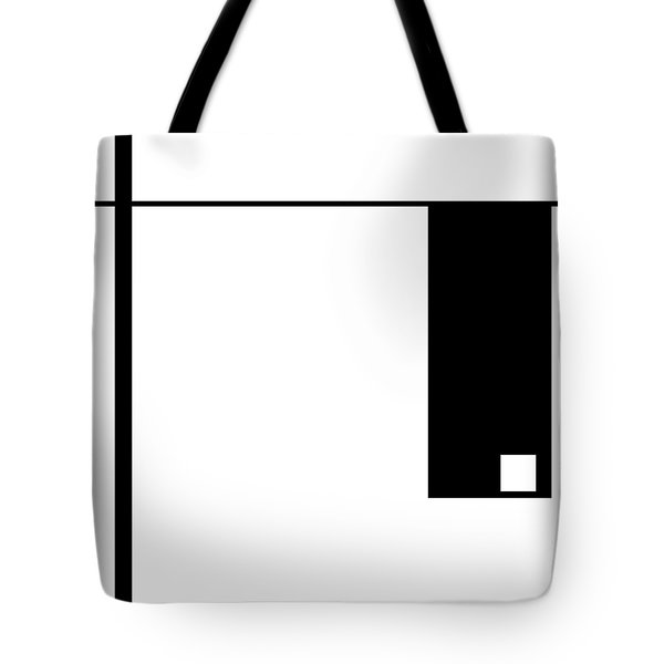 Moda 1 - Modern Art By Sharon Cummings Tote Bag by Sharon Cummings