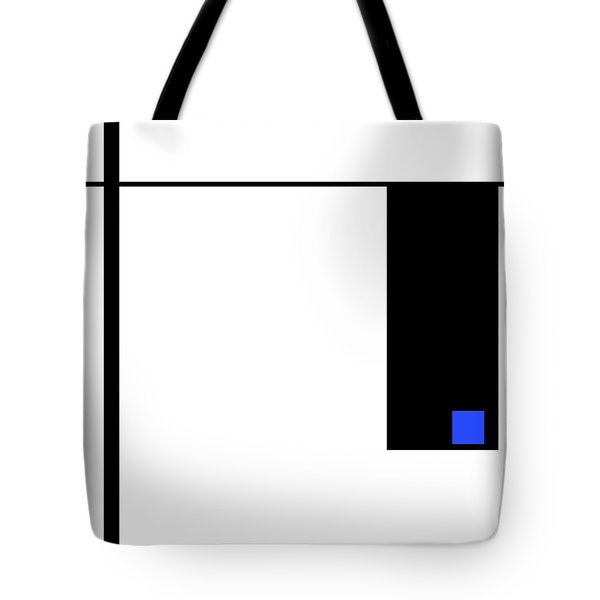 Moda 4 - Modern Art By Sharon Cummings Tote Bag by Sharon Cummings