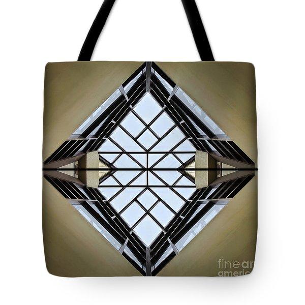 Modal Logic Tote Bag by Charles Dobbs