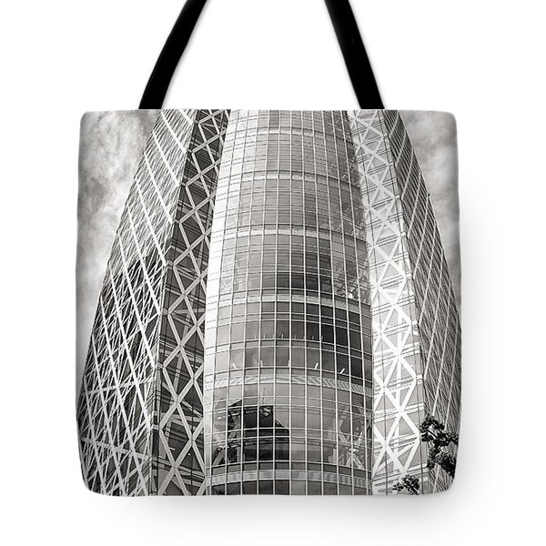 Mode Gakuen Cocoon Tower Tote Bag