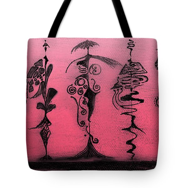Tote Bag featuring the painting Tribute To Mr. R Lauren by James Lanigan Thompson MFA