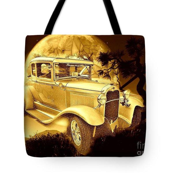 Model T Fantasy  Tote Bag