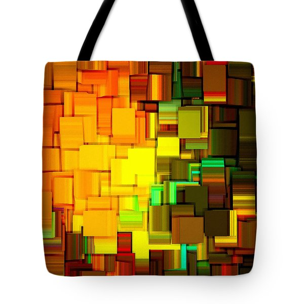 Modern Abstract IIi Tote Bag by Lourry Legarde