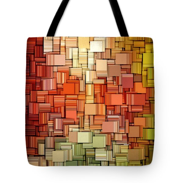 Modern Abstract Viii Tote Bag