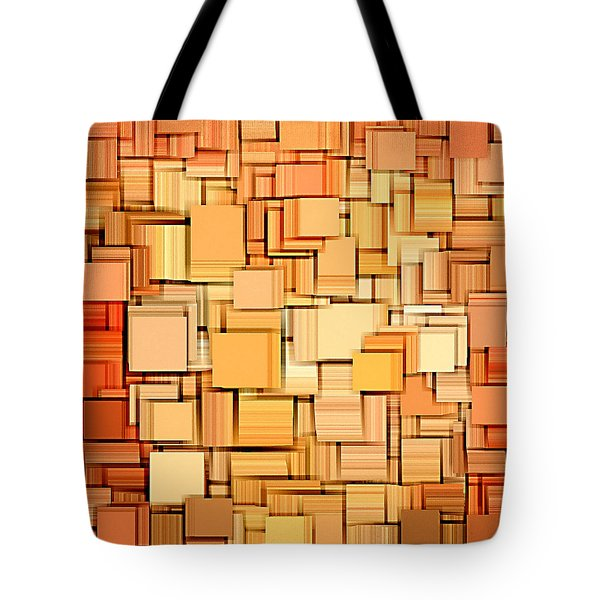 Modern Abstract Xvi Tote Bag by Lourry Legarde