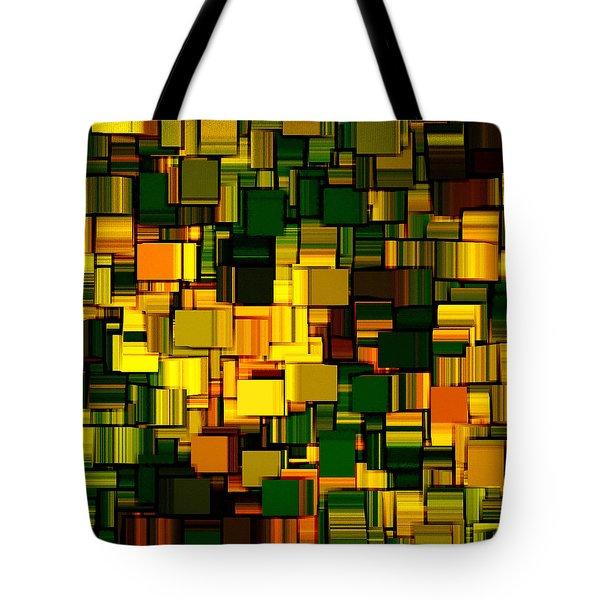 Modern Abstract Xxii Tote Bag