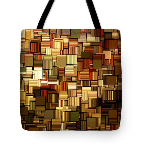 Modern Abstract Xxiii Tote Bag