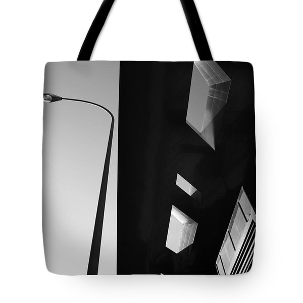 Tote Bag featuring the photograph Modern Architecture by Craig B