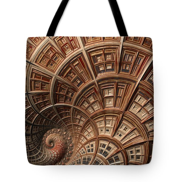 Modern Architecture  Tote Bag by Heidi Smith