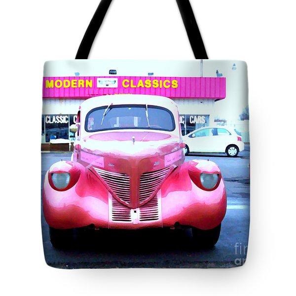 Modern Classics Tote Bag