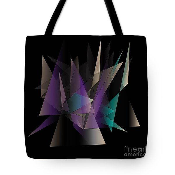 Modern Day Tote Bag