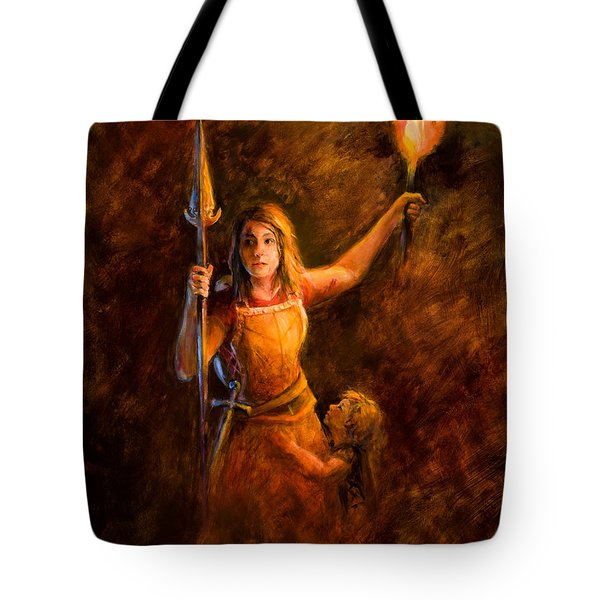 Modern Day Mother In Zion Tote Bag