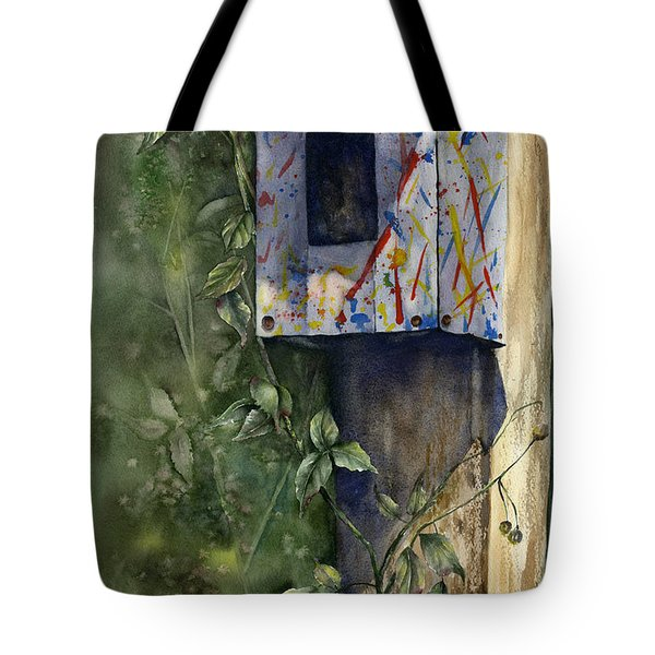 Modern Feathered Friends Tote Bag by Mary McCullah