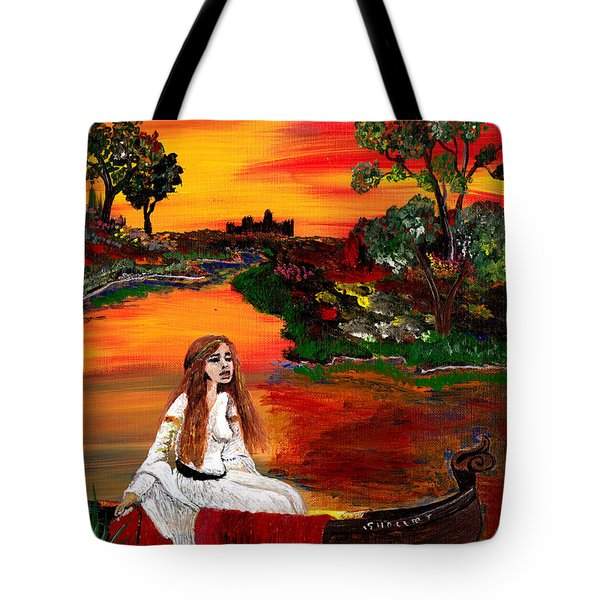 Modern Myth  Tote Bag by Mark Moore