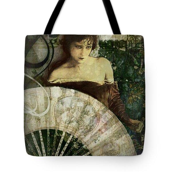 Modesty Tote Bag
