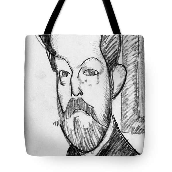 Modigliani - Paul Alexander Tote Bag by Granger