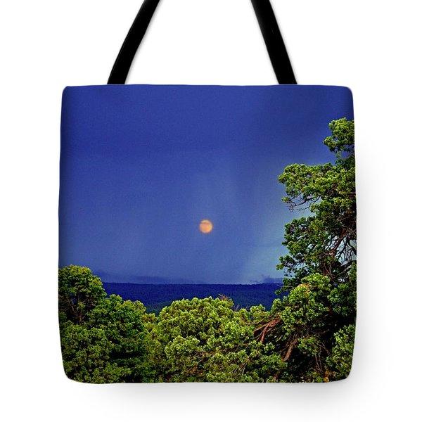 Mogollon Moon Tote Bag