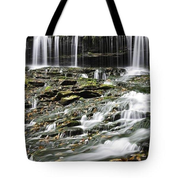 Mohawk Falls 2 Tote Bag