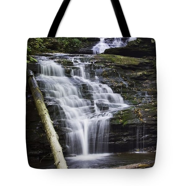 Mohican Falls Tote Bag