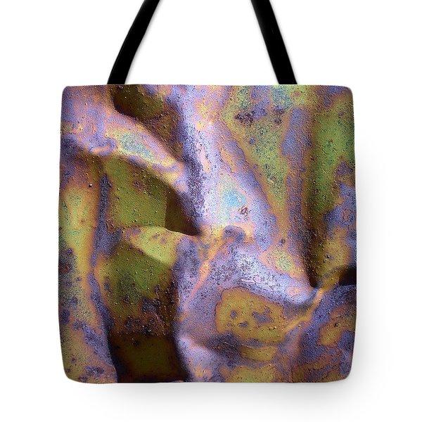 Mojave Rust Tote Bag