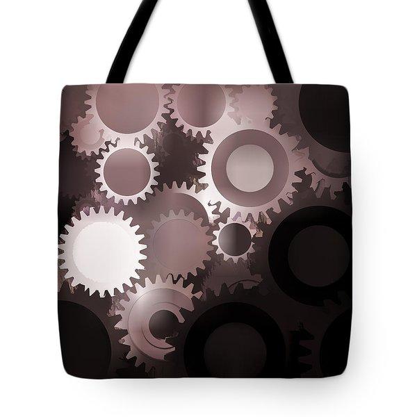 Mojo Synchronicity Tote Bag by Bob Orsillo