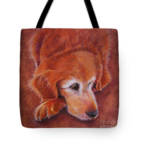 Mollie Tote Bag by Marilyn Smith