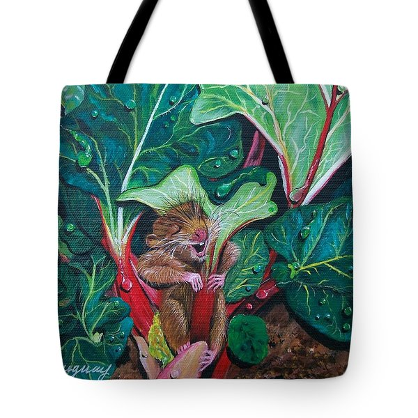 Molly's Umbrella  Tote Bag