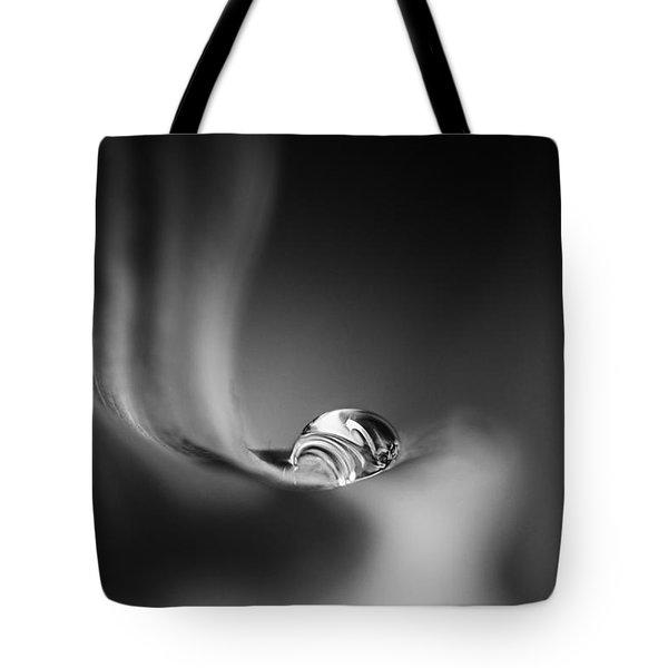Molten Flow Tote Bag