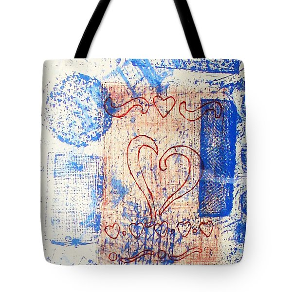 Moment Of Truth Tote Bag by Yael VanGruber