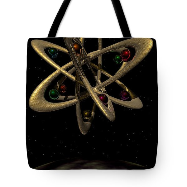 Momentary Sputnik 1  Tote Bag
