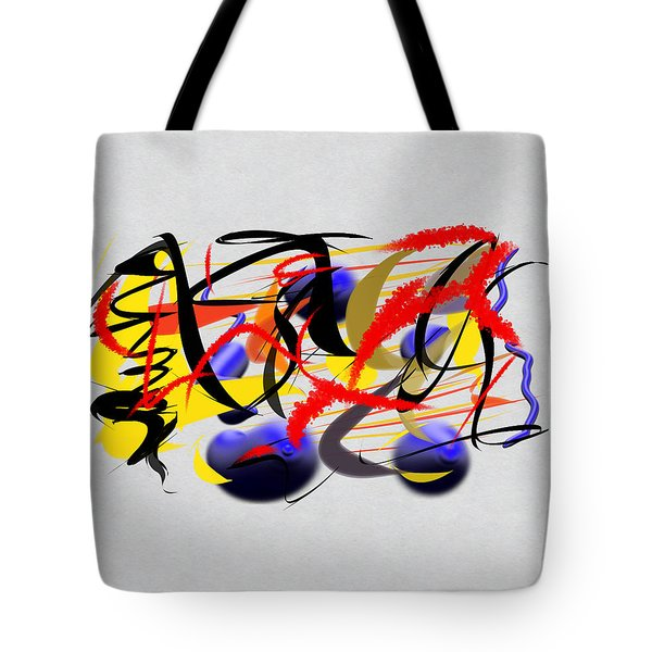 Moment Captured In Time Tote Bag