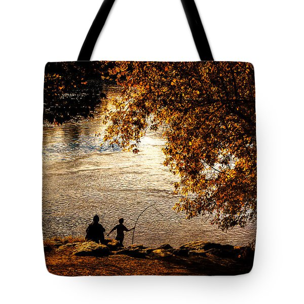 Moments To Remember Tote Bag by Bob Orsillo