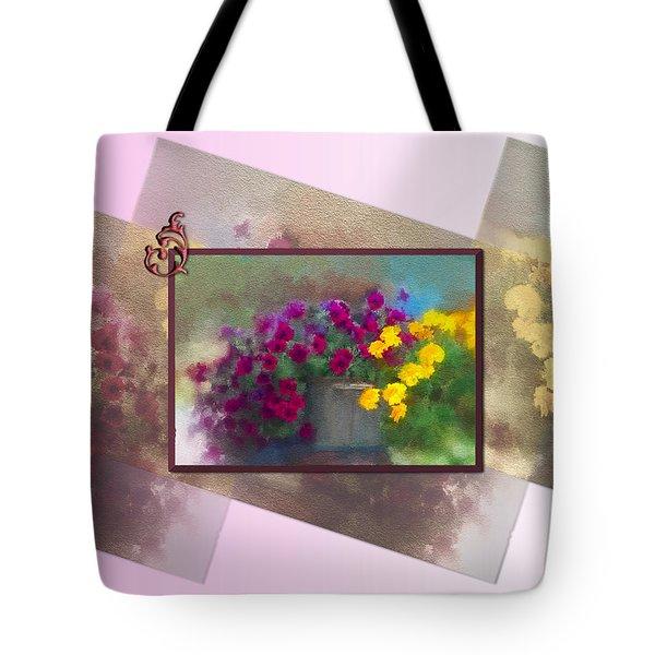 Moms Garden Art Tote Bag