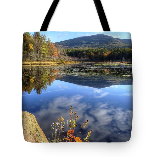 Monadnock Reflections Tote Bag