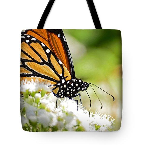 Monarch Moment Tote Bag