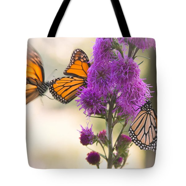 Monarch Movement Tote Bag