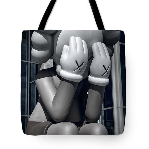 Monday Already? Tote Bag