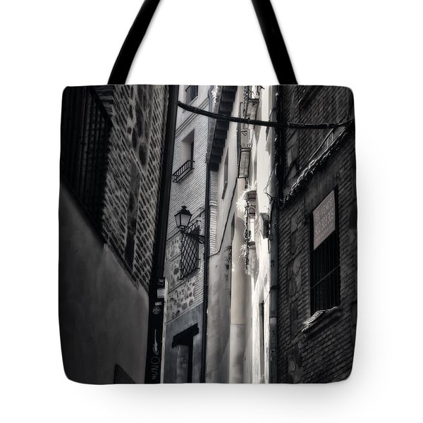 Monday Monday Tote Bag by Joan Carroll