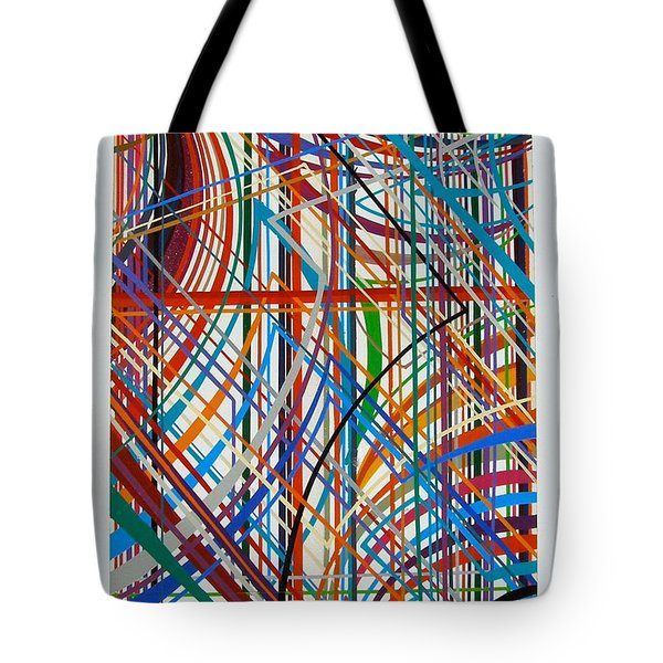 Monday Morning Tote Bag