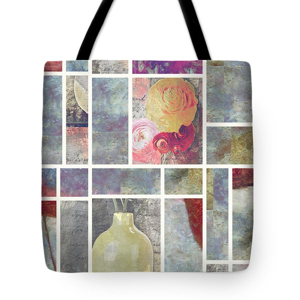 Mondrianity - 08a Tote Bag
